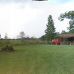 pano Barn yard